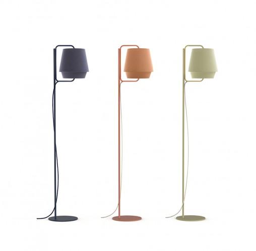 Verwonderend Elements Vloerlamp | Zero LIghting | Eikelenboom | Design FN-43