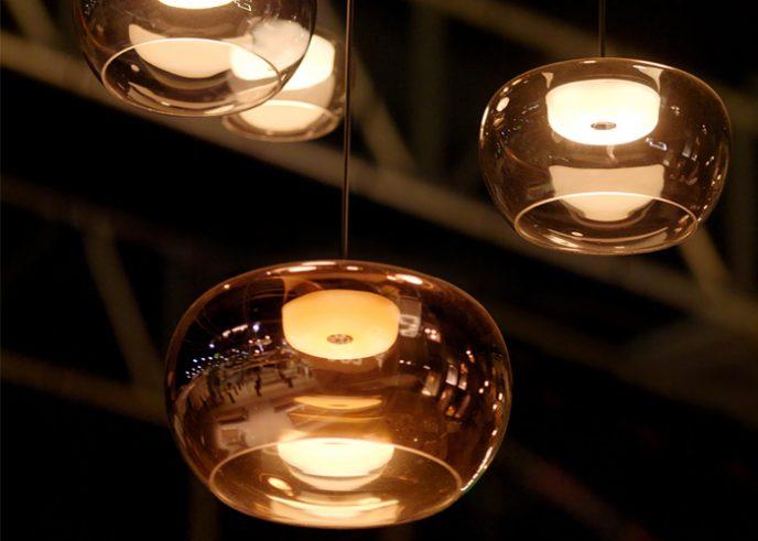 Hanglamp Meerdere Lampen : Wetro wever en ducré eikelenboom design hanglampen