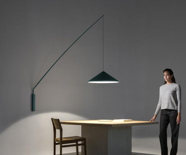 Design met een slim bereik | Booglampen | Eikelenboom design verlichting